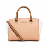Selma Leather Satchel